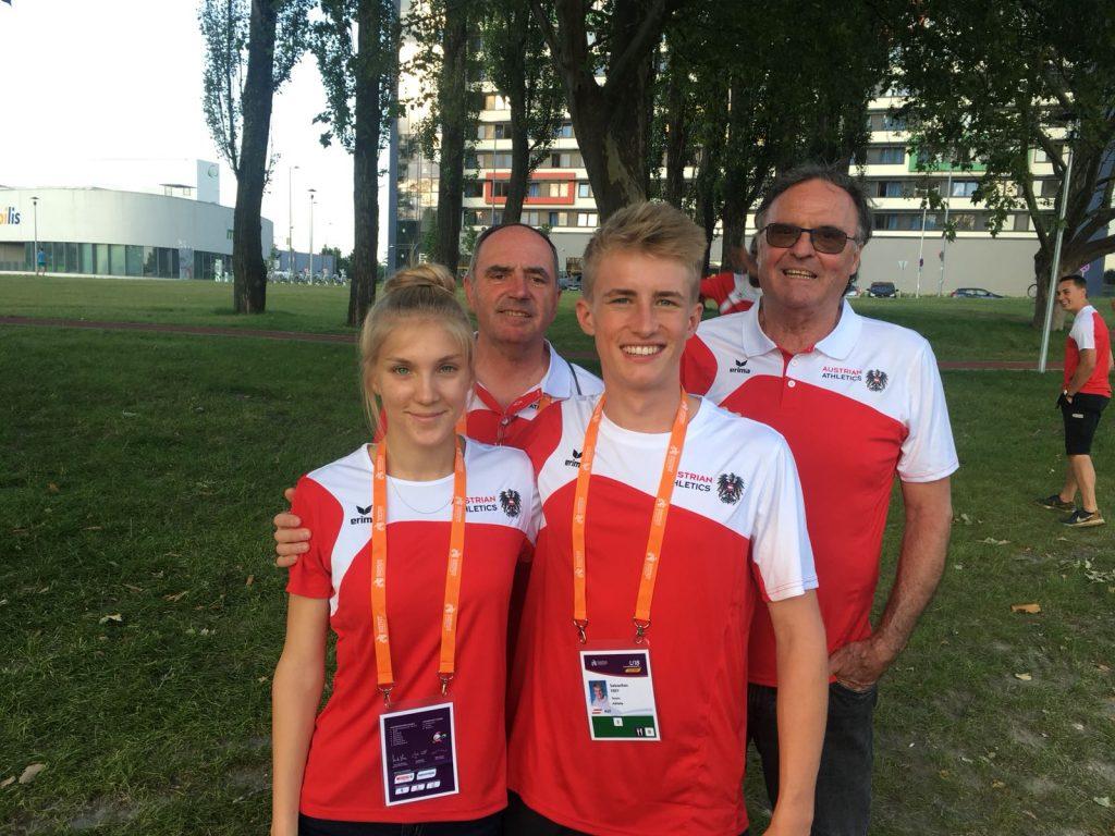 DSG Team Györ U18 EM