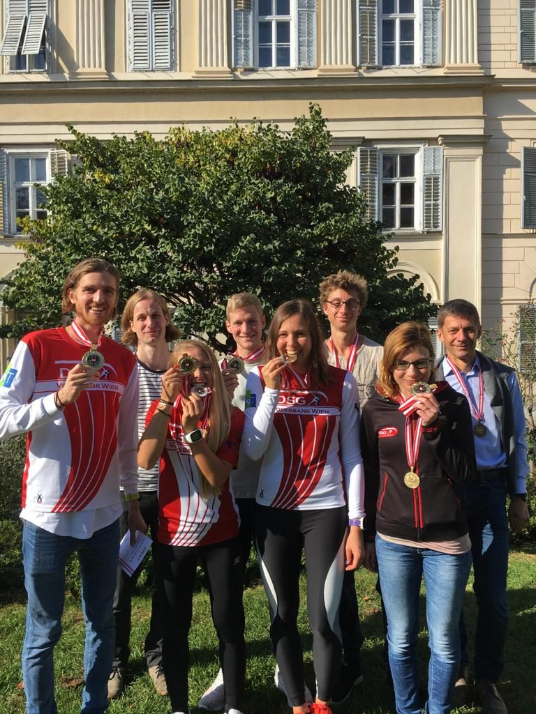 ÖM, DSG Wien, Halbmarathon, Laufen