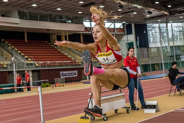 DSG Wien, Leichtathletik Wien